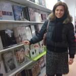 """""""Granelli di sabbia di fronte all'eternità"""" fra le proposte d'arte alla Libreria Feltrinelli di Modena - febbraio 2009"""