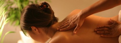 Massaggio anti-stress all'olio di Argan