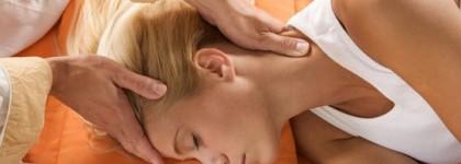 Massaggio miofasciale decontratturante spalle/collo