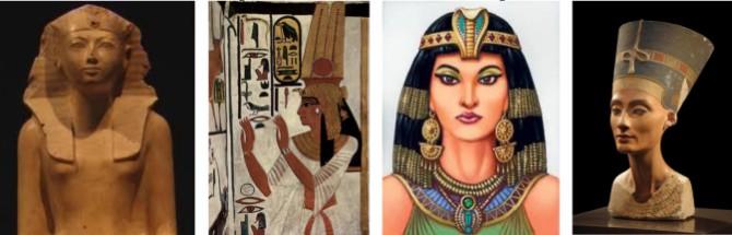 Le grandi donne dell'antico Egitto