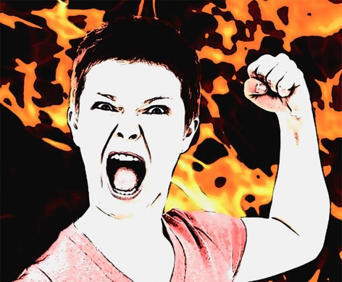 I volti della rabbia