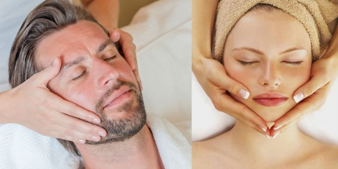 Promozione Gennaio: il massaggio terapeutico al viso per donna e uomo!