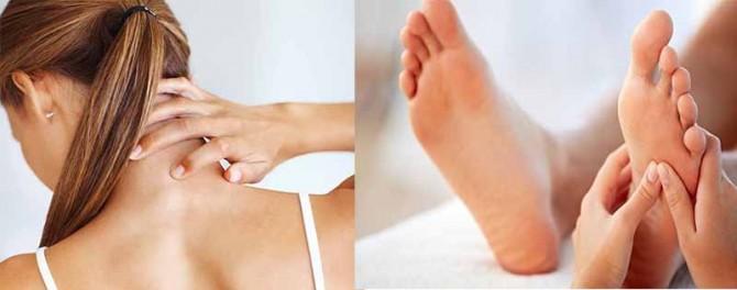 Il Massaggio Lombosacrale incontra la Riflessologia Plantare