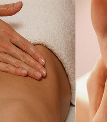 Il Massaggio Detox Skin & Drain incontra la Riflessologia Plantare