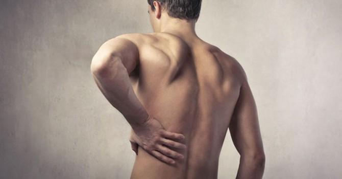 Il massaggio Lombosacrale